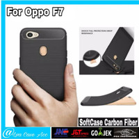 Case Oppo F7 New Edition Casing Slim Hp Back And Cover F 7