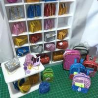 Tas Handmade Mainan Boneka Barbie/Pajangan/Souvenir