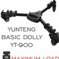 YUNTENG BASIC DOLLY YT-900 - RODA TRIPOD VIDEO PROMO