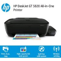 PRINTER HP DESKJET GT 5820 WIFI ALL IN ONE PROMO