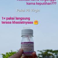 Pil Virgin Pink 100% Original