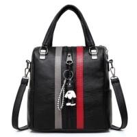 Harga fashion bag gr338 tas ransel import bisa selempang dan tas | antitipu.com