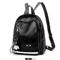 Harga fashion bag gr179 black tas ransel import | WIKIPRICE INDONESIA