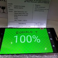 Spare part HP Terbaik - LCD TOUCHSCREEN SONY Z3 DOCOMO D6603 D6653