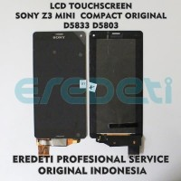 Spare part HP Terbaik - LCD TOUCHSCREEN SONY Z3 MINI & COMPACT