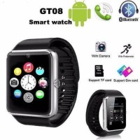 Smartwatch GT08 / U11 Support SIM Card, Bluetooth, Micro SD