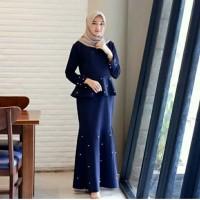 Mermaid dress /dress muslimah /fashion wanita terkini