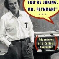 urely You're Joking, Mr. Feynman! -Richard Feynman (Biography/Memoir)