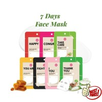 Special Package ' 7 Days Face Mask '
