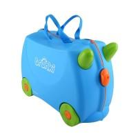 Trunki Luggage Terrance Tas Koper Anak - Blue