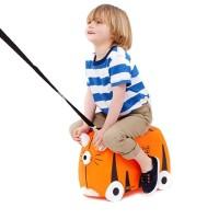 Trunki Luggage Tipu Tiger Tas Koper Anak