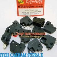 Harga switch swit rem cakram kanan depan dashun supra x spin beat scoopy | Hargalu.com