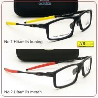Kacamata Anti Radiasi Komputer ( ADIDAS ) + Lensa Photogrey CR