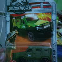 MATCHBOX JURACCIK WORLD 10 TEXTRON TIGER