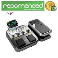 NUX Pedal Efek Gitar Synthesizer Processor - MG-100 - Hitam