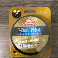 BERKLEY VANISH TRANSITION   17LB 250YD SAP1314380