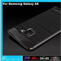 Case Samsung Galaxy A6 New Edition Casing Slim Hp BackCase Cover