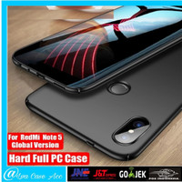 Hard Case Xiaomi Redmi Note 5 Pro New Edition Casing Slim Hp Cover