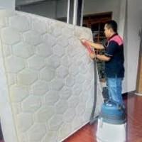 Jasa Cuci Springbed, Karpet, Sofa dan Kursi kantor di Surabaya