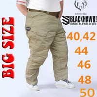 BIG SIZE CELANA BLACKHAWK PANJANG /CELANA TACTICAL BLACKHAWK/CARGO