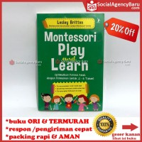 Montessori Play and Learn - Lesley Britton