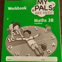 My pals are here maths - Workbook 3B 3rd Edition