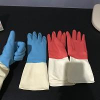 Sarung Tangan Karet Dewasa Anti Setrum / strum sarung tangan mencuci
