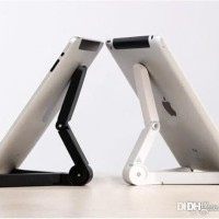 STAND PHONE STAND TABLET UNIVERSAL FOLDABLE STRONG DUDUKAN HP