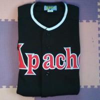 Jersey Baseball Apache By Zett x Not Mizuno Majestic Adidas Fila Jaket