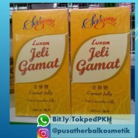 Harga Luxor Jeli Gamat Travelbon.com