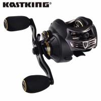 KastKing Stealth Light Carbon Reel Pancing 11 1 Ball Bearing - Kanan