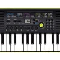 Keyboard Casio SA 46 dan Adaptor Murah
