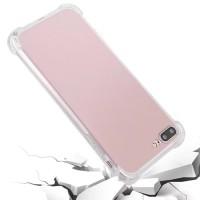 Softcase TPU Anticrack Casing Jelly Cover Slim Case Bening Vivo V7Plus