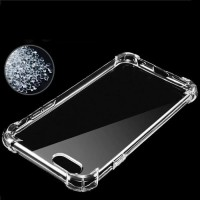 Softcase TPU Anticrack Casing Jelly Cover Slim Case Bening HP Nokia 6