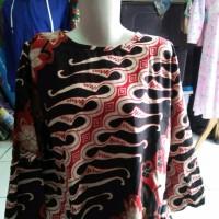 SPECIAL atasan wanita motif batik jawa RECOMENDED