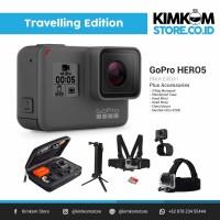 NEW MT Paket Traveling GoPro HERO5 Action Camera Video Kamera HERO 5