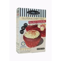 Yes You Can Gluten Free Red Velvet Cupcake Mix 450 Gr
