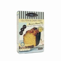 Yes You Can Gluten Free Banana Bread Mix 450 Gr