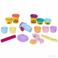 Harga murahhhh play doh my little pony pinkie pie cupcake party original | WIKIPRICE INDONESIA