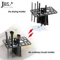 JBS NY Makeup Brush Drying Holder Rak Tempat Pengering Kuas Makeup26