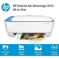 Printer HP DeskJet Ink Advantage 3635 All-in-One Wireless/Wifi direct