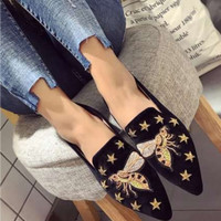 Harga slipon shoes sepatu fashion s5154 | antitipu.com