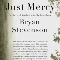 Just Mercy: A Story of Justice and Redemption - Bryan Stevenson (Law)