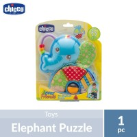 Chicco Plush first puzzle Elephant