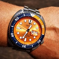 SEIKO PROSPEX TURTLE SRPC95K1 LIMITED EDITION ORIGINAL