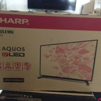 SHARP LED TV AQUOS 32 Inch LC-32LE185i GARANSI RESMI