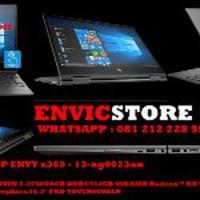 HP ENVY X360 13-AG0023AU RYZEN 7-2700U - 8GB - 512GB - Murah