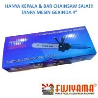 Fujiyama Bar Chainsaw Mini Mata Gergaji Rantai 12