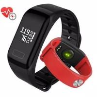 JAM HP Smart Wearfit Wristband Jam Tangan Smartwatch Bracelet F1