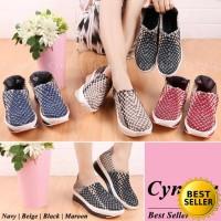 Harga Sepatu Cynthia Wedges DaftarHarga.Pw
